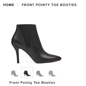 NWOB Nine West booties